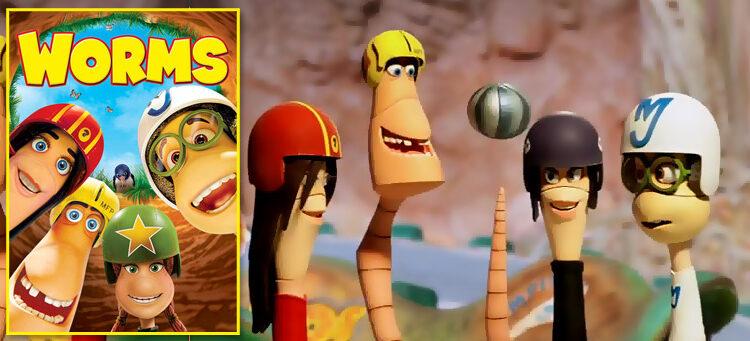 Worms – Un film d'animation d'anthologie